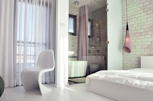 master bedroom bathroom makeover contemporary bedroom tel aviv