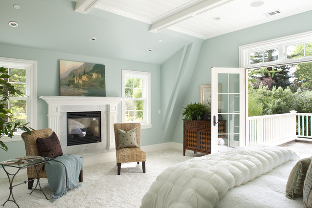 Master Bedroom - Traditional - Bedroom - San Francisco - by Arch ...