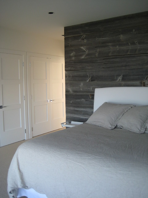 Master Bedroom Barnwood beach-style-bedroom