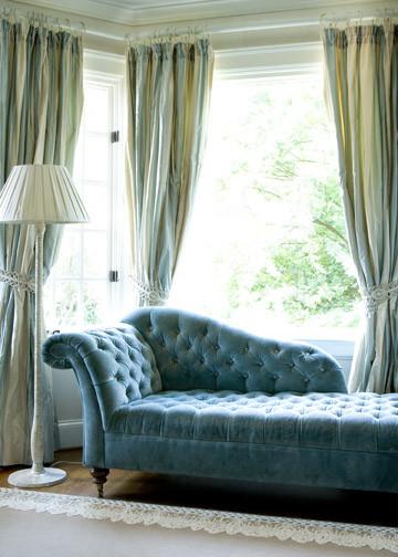 blue geometric rug brown
