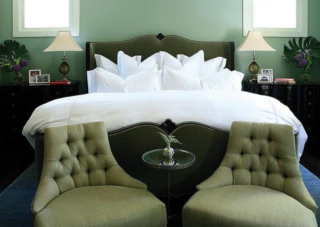 traditional bedroom ideas green walls master bedroom designs