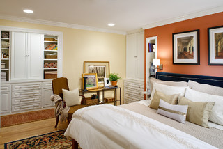 Master Bedroom Built Ins | Houzz