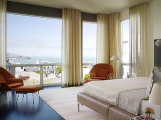 Modern Bedroom By San Francisco Interior Designers Decorators Chloe Warner