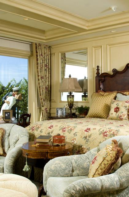Master bedroom cl sico dormitorio orange county de - Houzz dormitorios ...