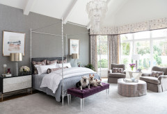 USA Houzz Tour: Two Art-Lovers' Elegant and Dog-Friendly Home