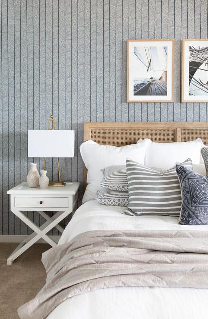 MASTER BEDROOM - Beach Style - Bedroom - Gold Coast ...