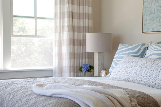 Master Bedroom, Elegant And Serene