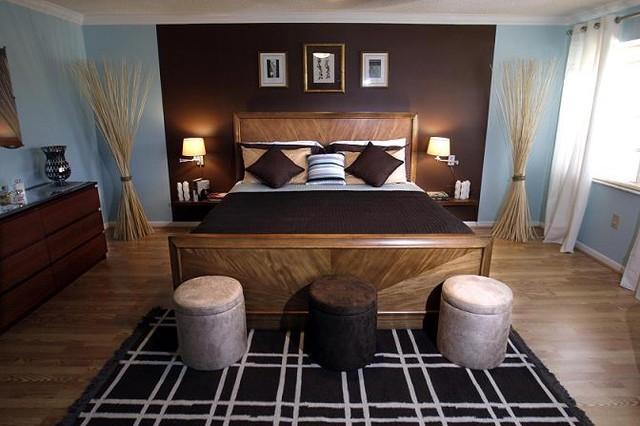 modern bedroom makeover 2