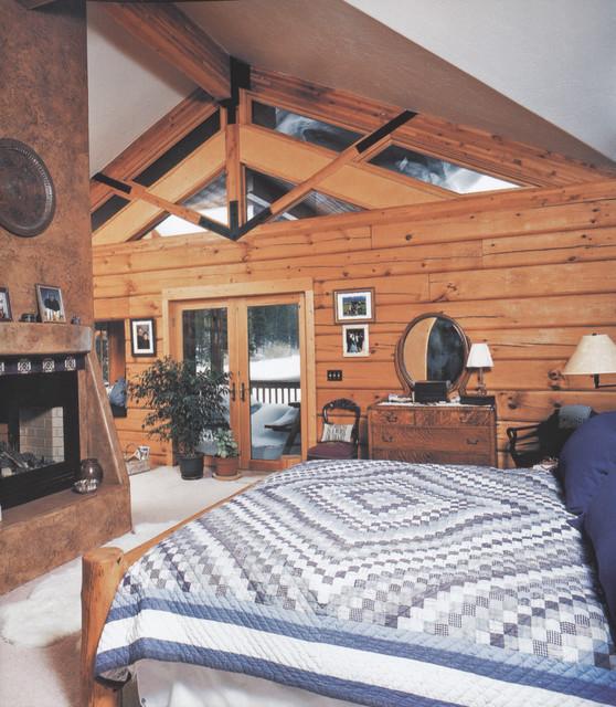 Master Bedroom rustic-bedroom
