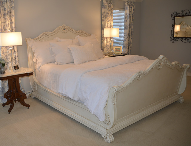 Master Bedroom Furniture Re-Purpose traditional-bedroom