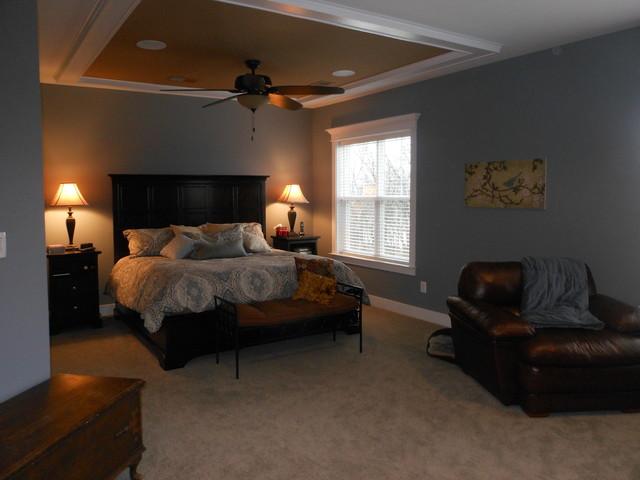 Master Bedroom Craftsman DC Metro By Home