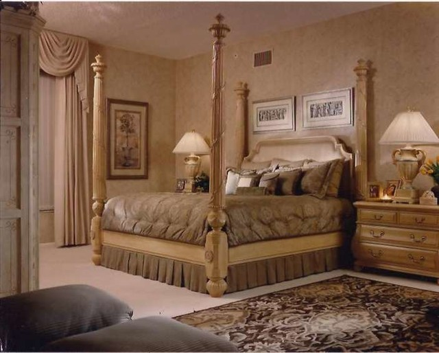 ... BEDROOM - Traditional - Bedroom - tampa - by Home Stuff Interiors