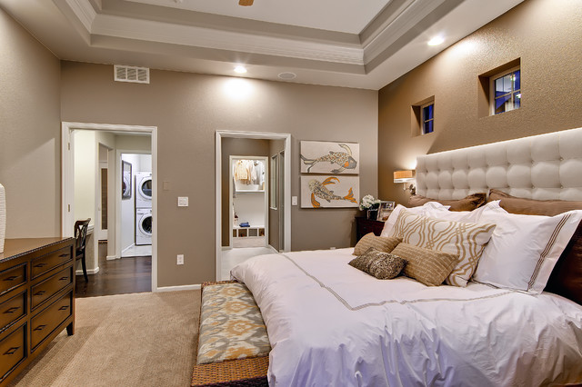 Delicieux Master Bedroom Ideas   Traditional   Bedroom   Denver   By ...