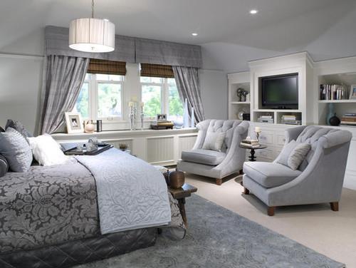 Master Bedroom modern bedroom