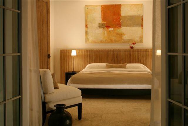 Master Bedroom in Santigua House contemporary-bedroom