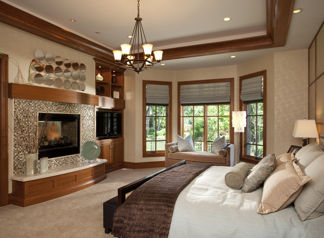 Master bedroom modern bedroom salt lake city by Houzz master bedroom photos