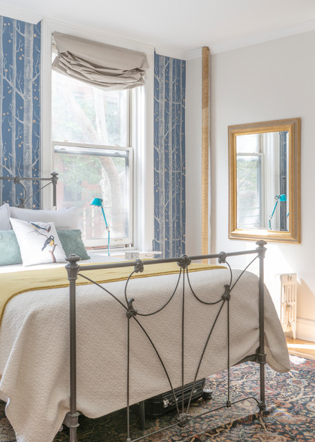 Houzz Tour: Calm and Organized in a Brooklyn Brownstone
