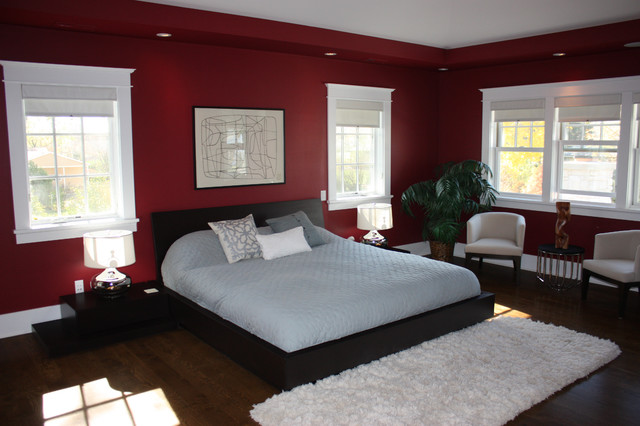 Master Bedroom Traditional Bedroom Chicago By Kipnis Architecture P
