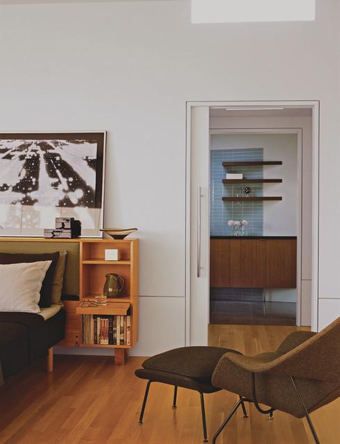 Master bedroom midcentury-bedroom & Master bedroom - Midcentury - Bedroom - Orange County - by Laidlaw ...