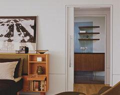 Master bedroom midcentury-bedroom