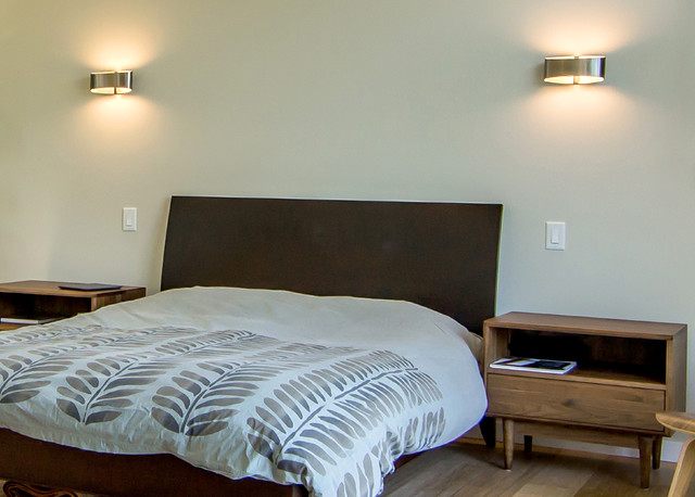 Superbe Master Bedroom Light Fixtures Midcentury Bedroom
