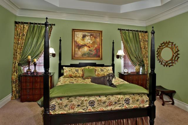 Master Bedroom Macon GA Traditional Bedroom Atlanta By Valerie Garr