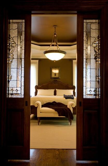 Master Bedroom / Master Suite - Sterling Development Group traditional-bedroom