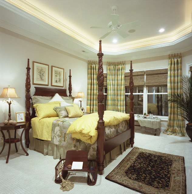 Master Bedroom Traditional Bedroom Other Metro By Mcspadden Custom Homes