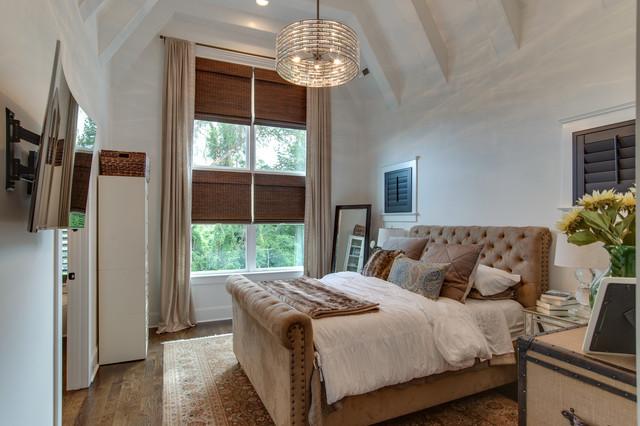 Bedroom - bedroom idea in Charlotte