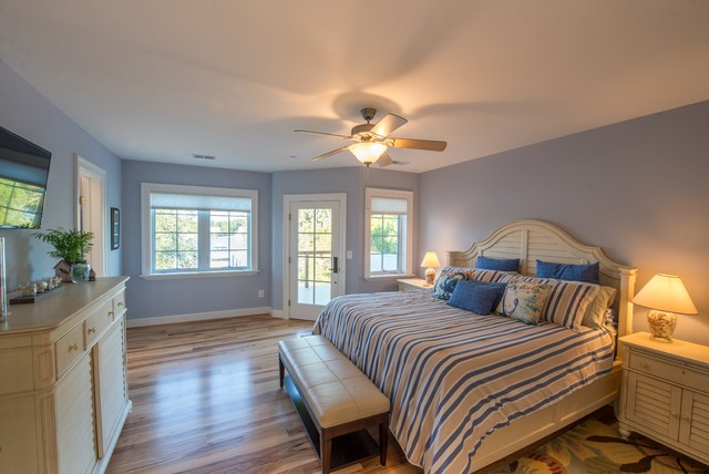 Master Bedroom Transitional Bedroom Dc Metro By Nugent Design Build Llc