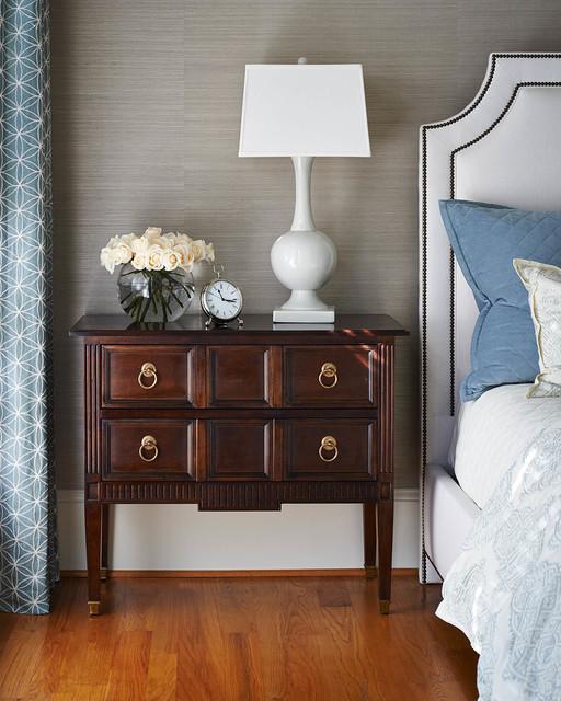 Transitional Master Bedroom Ideas: Master Bedroom Oasis