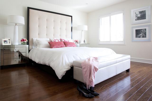 Master Bedroom/Office Suite contemporary-bedroom