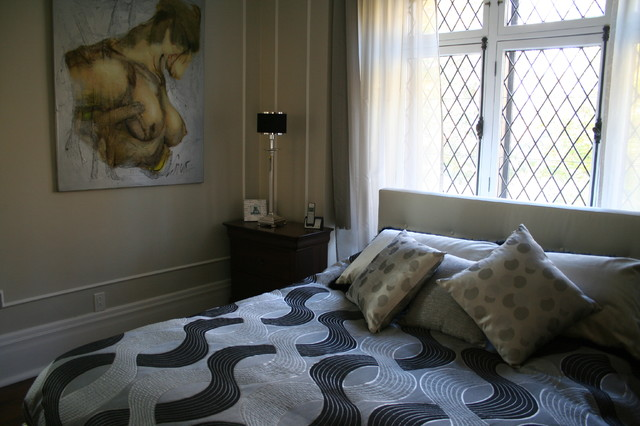 Master Bedroom Painting By Corno Modern Bedroom Master Bedroom Painting By Corno Modern Bedroom Montreal