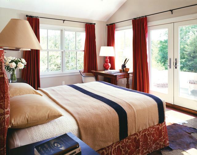 Master Bedroom Rustic Bedroom