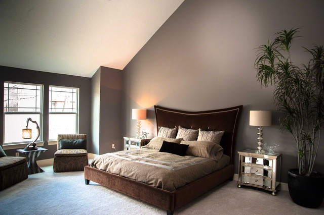 Master Bedroom Transitional Bedroom Other Metro By Perrino Design Build Furnish