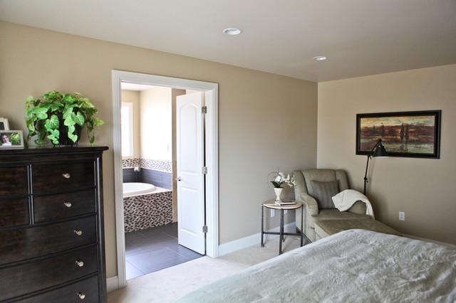 Master Bedroom Reading Chair Traditional Bedroom Salt Lake City By Denise Glenn Interior