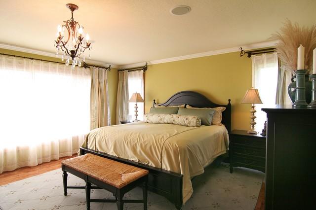 Master bedroom redesign traditional bedroom minneapolis for Redesign bedroom