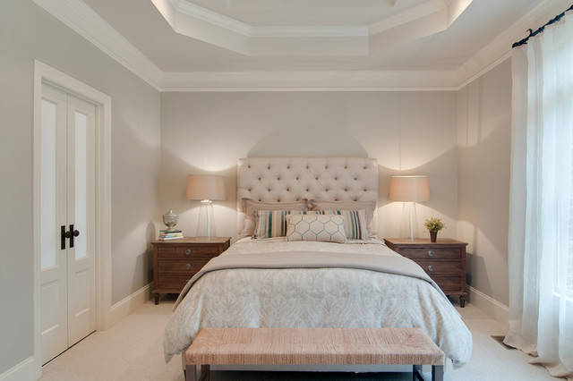 Master Bedroom Redo Beach Style Bedroom Nashville By Usable Space Interiors