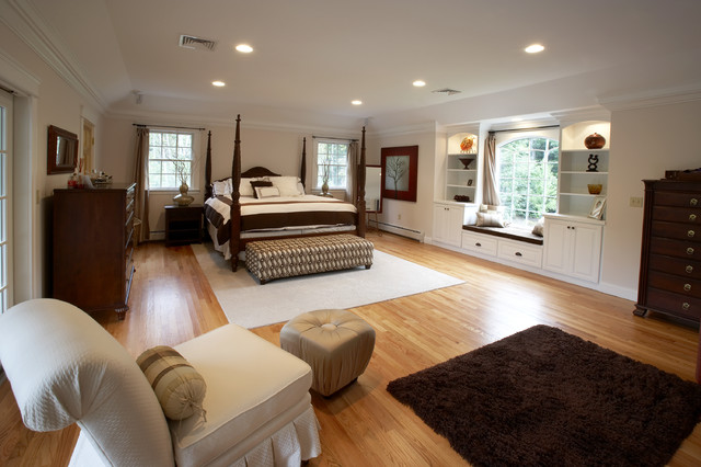 Master Bedroom Remodel Traditional Boston
