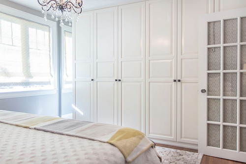 Where Did You Get The Closets In This Bedroom