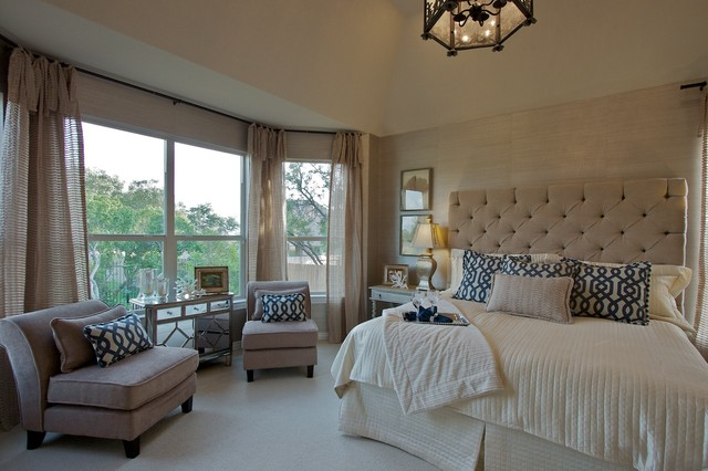 Master Bedroom Retreat Traditional Bedroom Other Metro By Allegro Limited