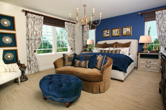 Master bedroom retreat traditional bedroom los Master bedroom retreat design ideas