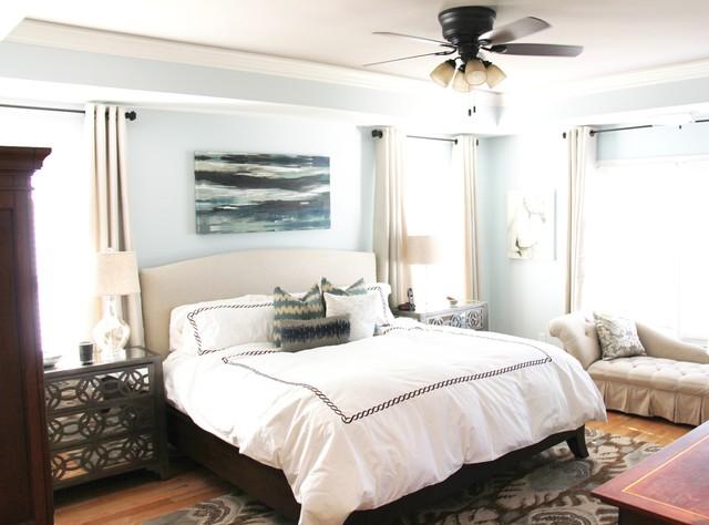 master bedroom retreat traditional bedroom atlanta by