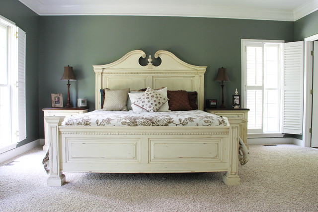 Master Bedroom Retreat Traditional Bedroom Birmingham By