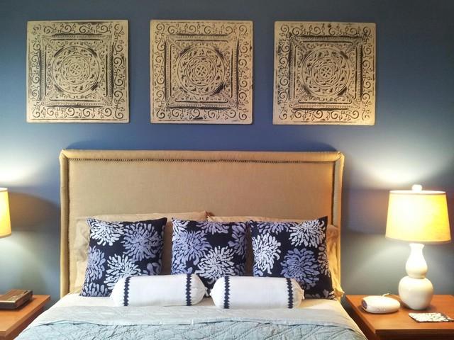 Master Bedroom Revival contemporary-bedroom