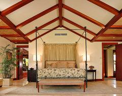 Master Bedroom tropical-bedroom