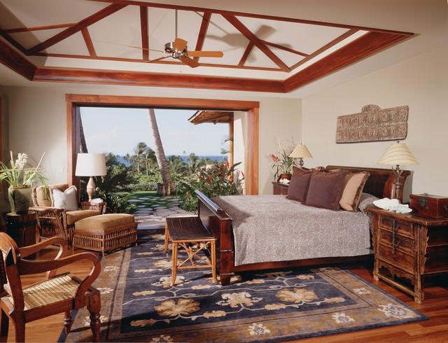 master bedroom tropical bedroom hawaii by saint dizier design
