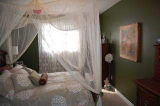 Master Bedroom Sanctuary Tropical Bedroom Toronto