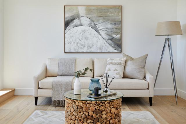 Master Bedroom Seating Area Coastal Bedroom Sussex By Burbeck Interiors Ltd Houzz Uk