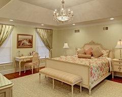 New Master Bedroom-area traditional-bedroom